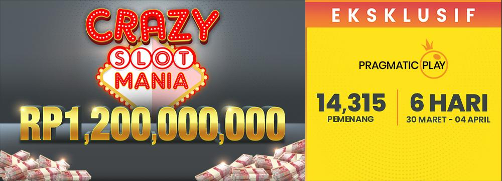 PP Crazy Slot Mania